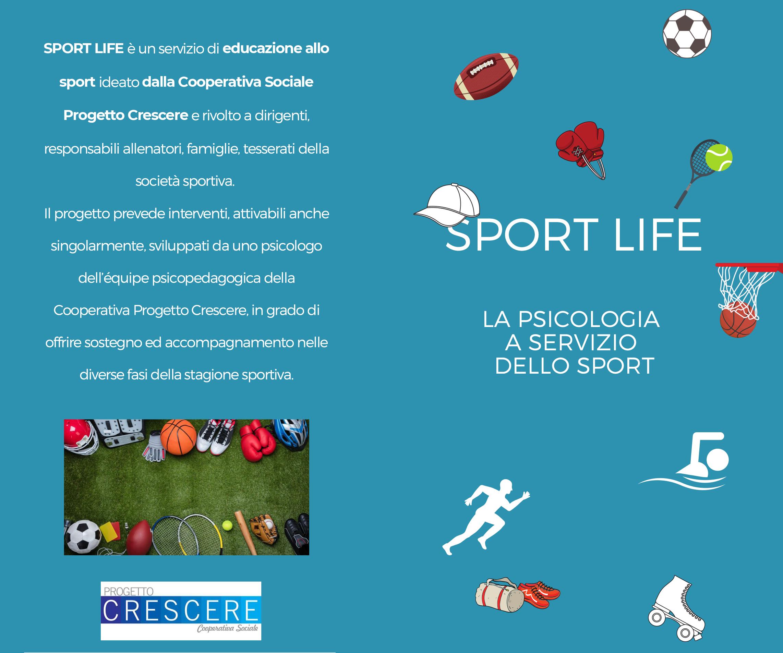 Sport Life, psicologia a servizio dello sport