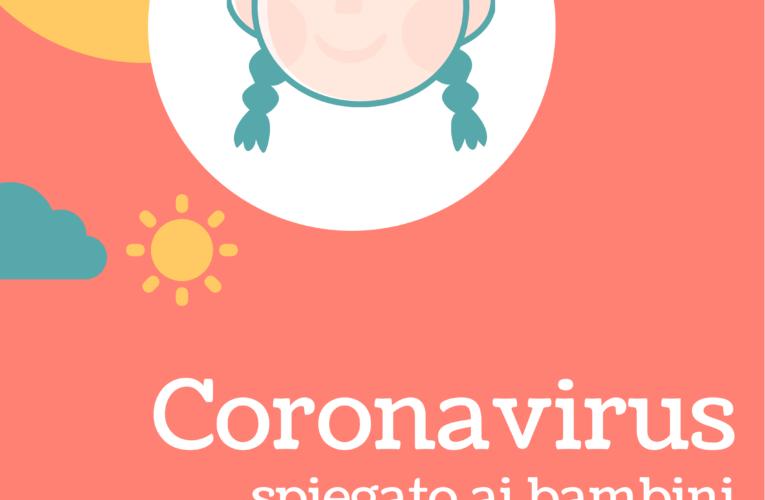 Coronavirus spiegato ai bambini: perchè stiamo a casa?