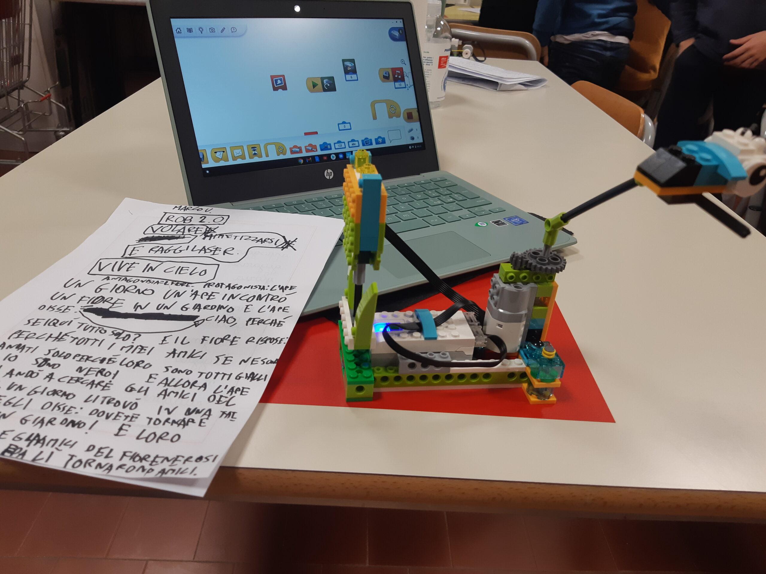 Laboratorio Robotica Educativa